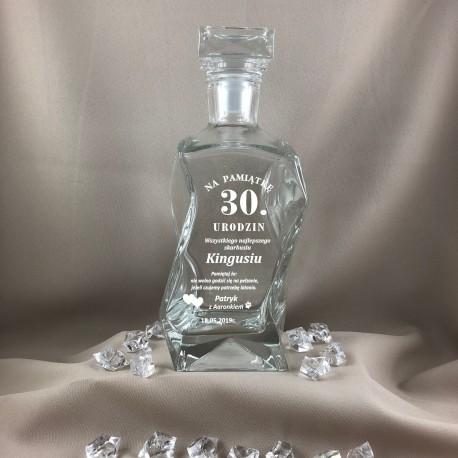 Karafka na 30-te urodziny
